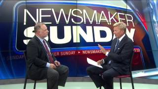 Newsmaker Sunday: John Halikowski