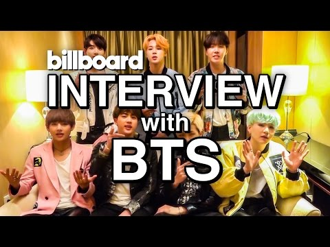 BTS K-Pop group taking over the charts | Exclusive interview