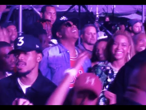 Obama's Daughters Party With Beyonce And Jay Z At Made In America Festival