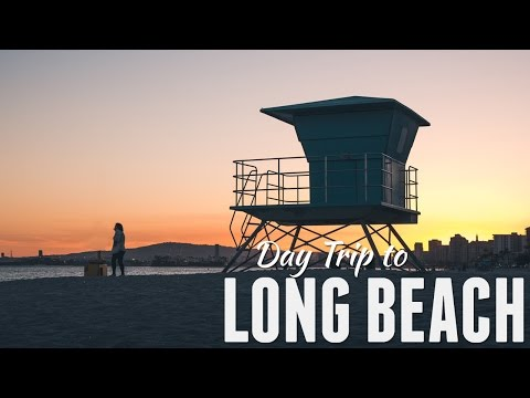 Long Beach Day Trip: Fast Cars, Giant Ships, and a Beach