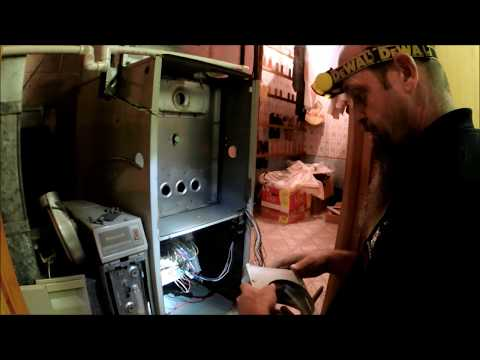 Replacing a comfortmaker heat exchanger start to finish part 2 of 2