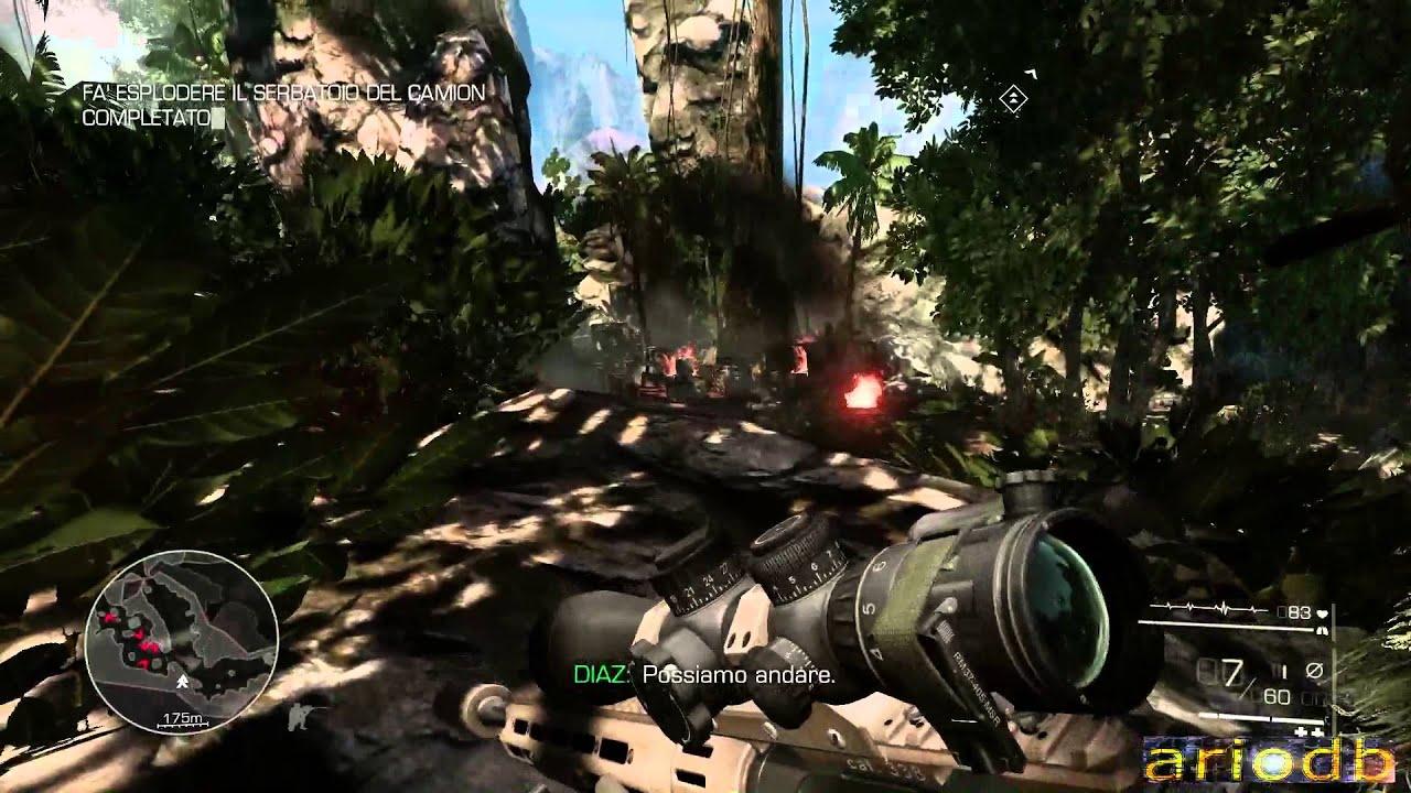 Resultado de imagem para Sniper Ghost Warrior 2