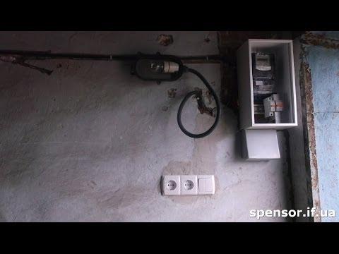 Смотреть Електрика в гараж частина 1 / Электричество в гараж часть 1 / Electricity in garage Part 1