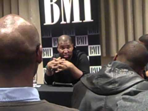 BMI and Claude Kelly 10 How to submit a song