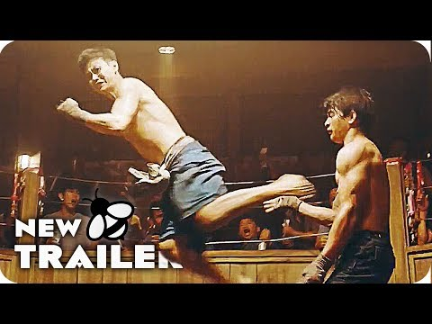 TRIPLE THREAT Trailer Announcement (2017) Tony Jaa, Iko Uwais, Scott Adkins Movie
