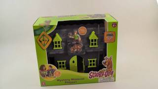 Scooby Doo Mystery Mates Mansion Playset