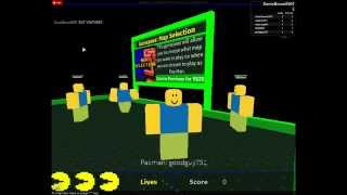 Another Sonic Shadowz Dub: Long And Hungry Roblox PacMan