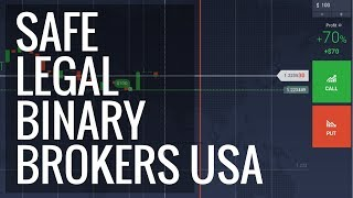 Best binary options trading brokers located in usa for usa legal traders