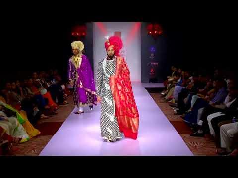 Maanya by Ashok Maanay at Bangalore Fashion Week 13th Edition