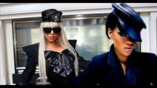 Lady Gaga Ft Rihanna - SIlly Boy MP3 Download + Lyrics