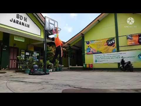 SD Negeri Yogyakarta kegiatan olahraga basket