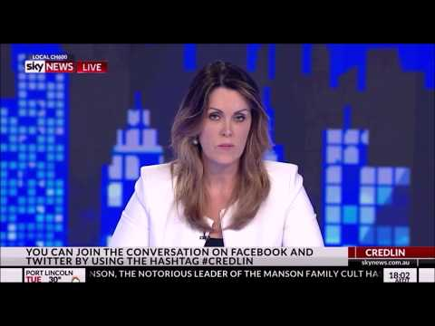 Credlin - First show intro on Sky News