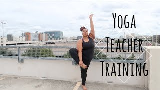 Why I Started Yoga Teacher Training as a Plus Size Woman.