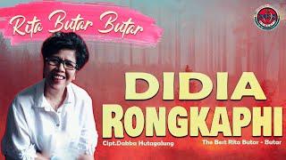 Rita Butar-Butar - Didia Rongkaphi  (Official Music Video)
