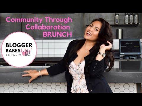 Blogger Babes Brunch At Central Social Hall Edmonton