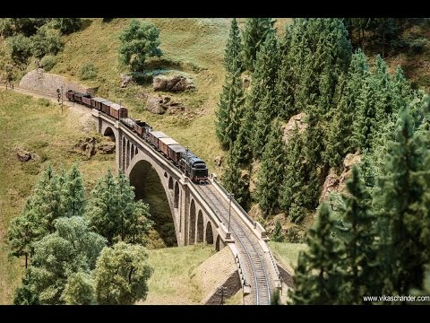 Modelling Railway Train Track Plans -Great Ideas For Hochschwarzwald Track Laying Design