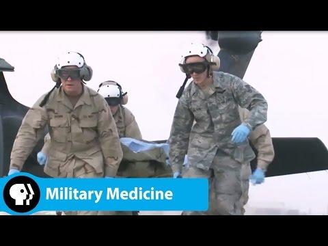 MILITARY MEDICINE   Critical Care Air Transport Teams   PBS