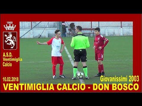 FK Higlights VENTIMIGLIA - DON BOSCO (2003)