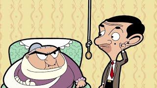 Download Mr Bean Cartoon - CARING Bean - Mr Bean Comedy Cartoon