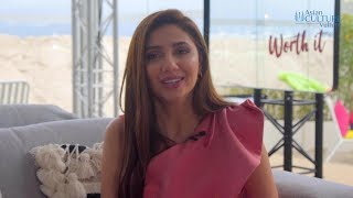 Mahira Khan  Cannes Film Festival debut: motherhood, 'Verna' and India and Pakistan creative talent