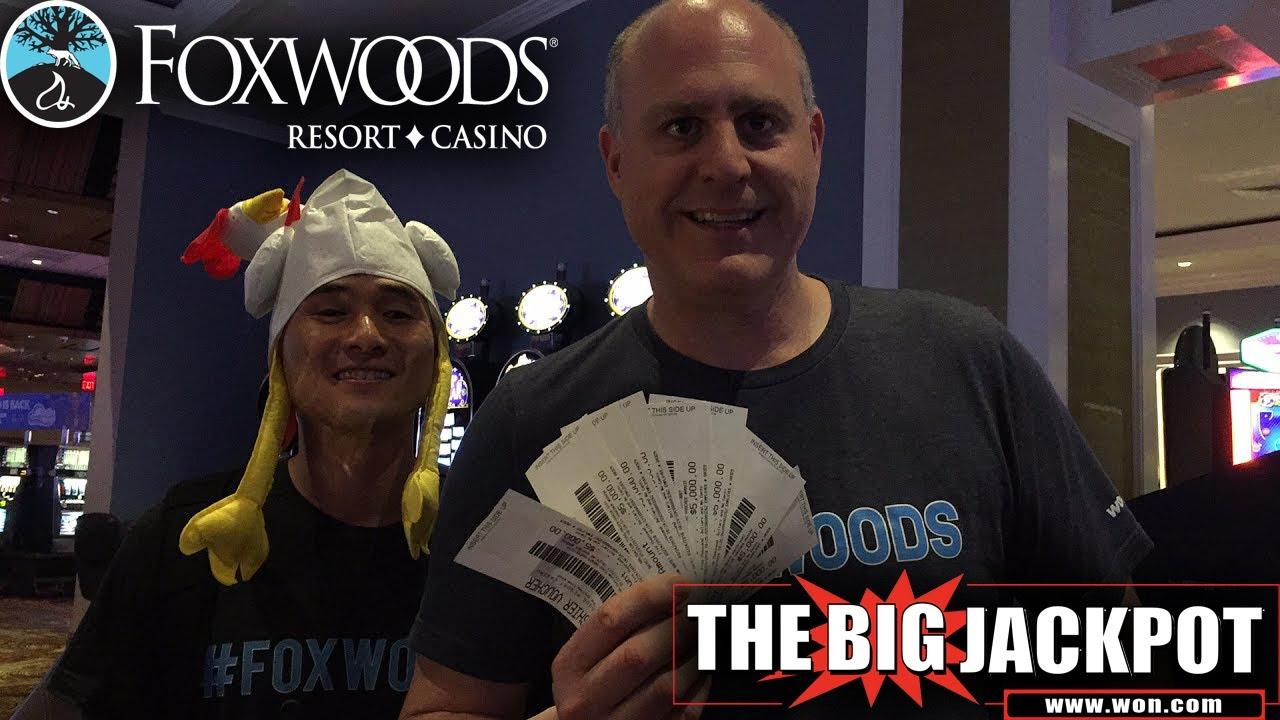 foxwoods casino slots machines