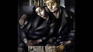 Tamara de Lempicka--decadence of the glittering 1920's.