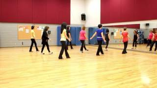 Gambar cover Things - Line Dance (Dance & Teach in English & 中文)