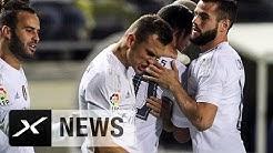 Real Madrid: Die königliche Krone sitzt schief   Real Madrid steht vor Pokal-Disqualifikation
