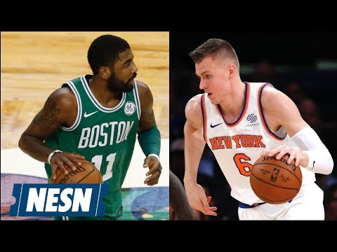 Kyrie Irving, Boston Celtics on an offensive surge since the All-Star break