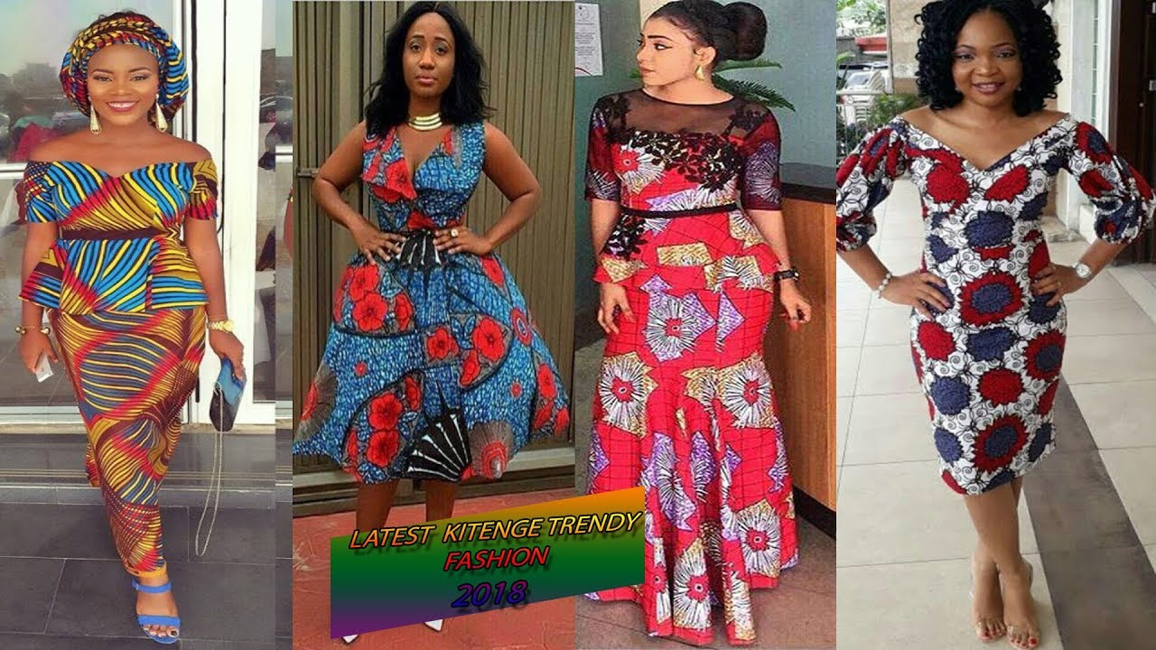 cae53d3100 Best African Dresses 2018: Lovely and Unique #African #Dresses both Long  and Short Gowns