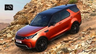 2018 Land Rover Discovery New Features Video (Design & Drive) HD
