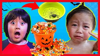 RYAN TOYSREVIEW YOU MUST WATCH THIS!!!!!!  RYAN MAKES ELISHA CRY FIND OUT WHY?SAD BABY BOY