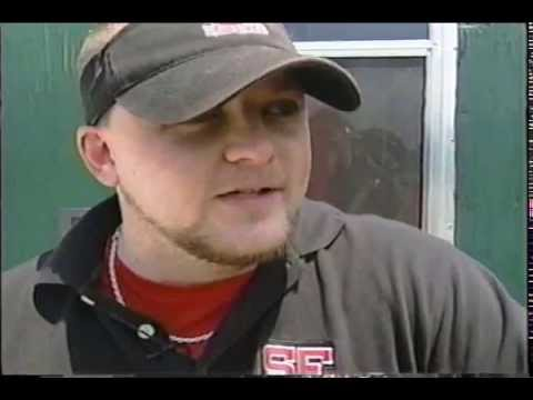 KFVS-12 Interview of Organ Music at SEMO Baseball