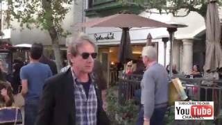 Martin Short shopping at The Grove in Hollywood
