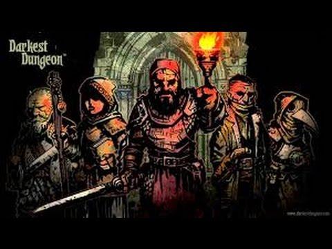Darkest Dungeon #1[LIVE]