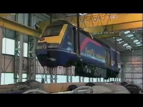 class 43 intercity 125 tribute video