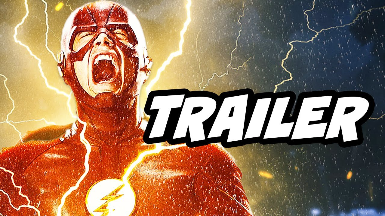 The Flash Season 4 Teaser Trailer and Preview Explained