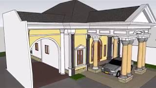 Video Sederhana Desain Dan Mode Desain Rumah Minimalis Klasik Mewah - YouTube