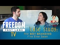 The Best Branding I've Ever Seen - Coffee with Purpose | #FFLTV Case Study