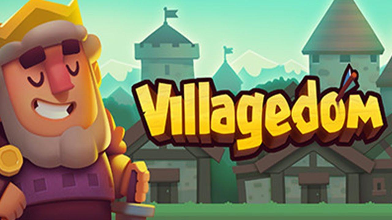 Villagedom - 2D横スクロールの都市建設&防衛ゲーム【実況】