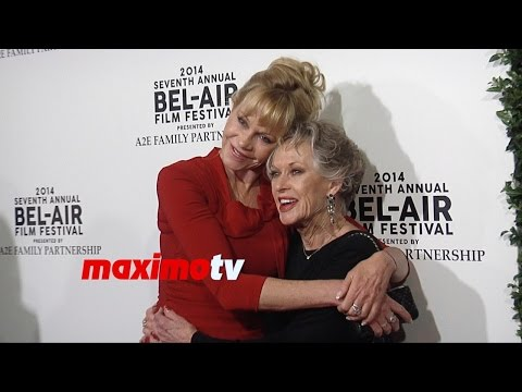 Tippi Hedren & Melanie Griffith Interview | 2014 Bel-Air Film Festival | Red Carpet