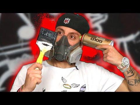 Fırça İle Graffiti Yapmak | Benden Adam Olmaz!