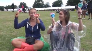 Power To The People - Handbells of Wireless Festival 2014
