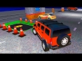 Multi Level Jeep Parking Mania - Android Gameplay HD Video