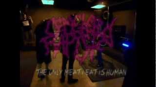 Cemetery Rapist - The Only Meat I Eat is Human (fan video)