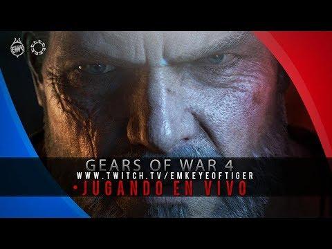 [ESP/MX] Gears of War 4 : Torneo de Suscriptores Twitch TV 1vs1 $300.00 premio