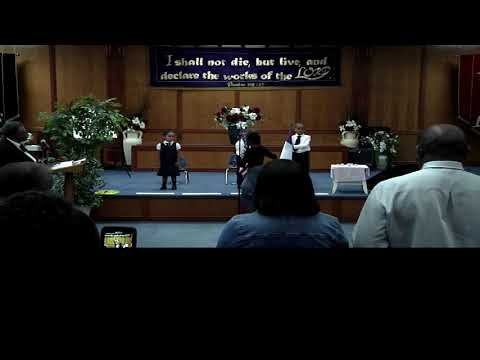 K5 Graduation of Word of Outreach Christian Academy 1
