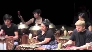 Lancaran Manyar Sewu - Emory Gamelan Ensemble