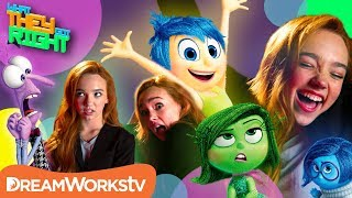 Which Emotions Didn't Make Inside Out?! | WHAT THEY GOT RIGHT