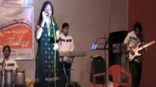 "Mrinalini Gharat with ""Music Today"" For SII Group Annual function (kaande poohe)"